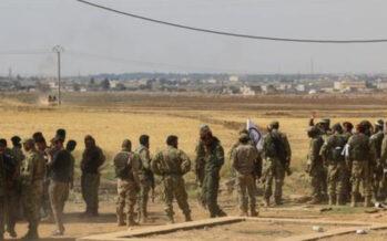 "Turkey establishing ""Turkmen belt"" along Syrian border"