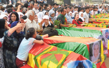 Hundreds of civilians have died in Turkey since July 2015