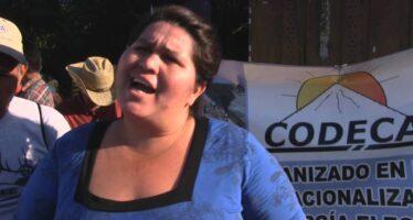 Paro Nacional Campesino en Guatemala