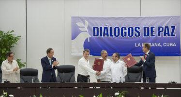 Colombia: Cese al fuego y de hostilidades bilateral y definitivo
