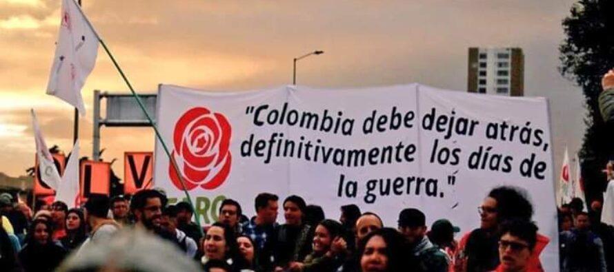 Declaración Pública del partido FARC