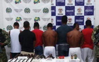 Colombia. National Police kills peasants in Tumaco