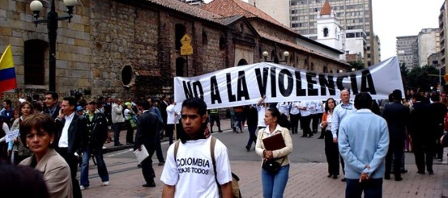 INFORME PRELIMINAR VIOLACION DE DDHH EN COLOMBIA