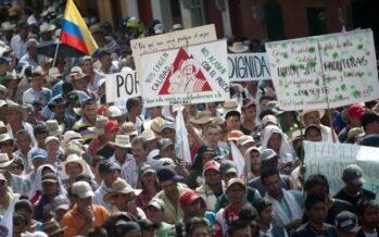 Campesinos prepare blockade on 17 March