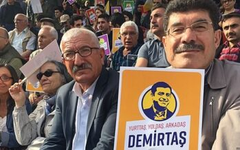 """Turkish Presidential Candidate Demirtaş:  """"I am running for president in Turkey, from my prison cell"""""""