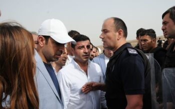 """Release Selahattin Demirtaş, Turkey!"" European Court of Human Rights"