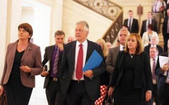 Stormont collapse likely after DUP ultimatum is rejected