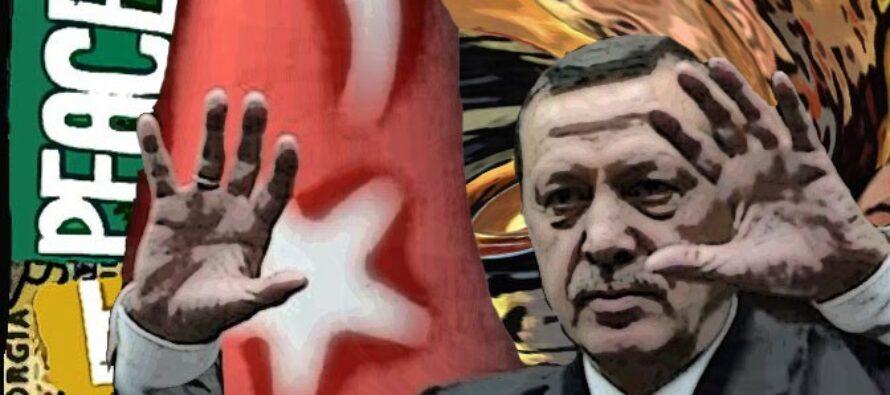 Rojava – More Unprovoked Turkish Aggression