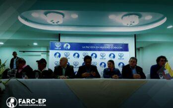 Declaración política pleno del estado mayor central de las FARC-EP