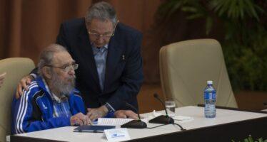 Discurso del líder de la Revolución cubana, Fidel Castro Ruz, en la clausura del 7mo Congreso