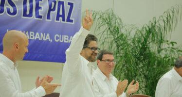 Una Paz Estable y Duradera en Colombia
