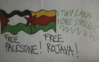 "Feminists in Ireland release letter in solidarity with ""our friends in Rojava"""