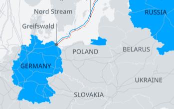 Los EE.UU se aprestan a imponer sanciones para impedir la terminación del gaseoducto entre Rusia y Alemania