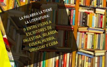 TIENE LA PALABRA…LA LITERATURA. EN LÍNEA EL NUEVO NÚMERO DE LA REVISTA DE DERECHOS GLOBALES