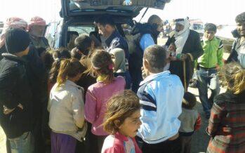 The Turkish military is attacking Kurdish civilians in Kobane