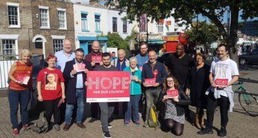 Jeremy Corbyn y su Labour, o como la gente ha vuelto a hacer politica