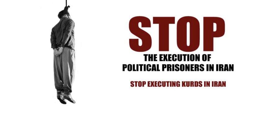 Ramin Hossein Panahi,  Iranian Kurd,  to Die…