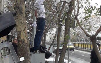 Iran – Protest amid Darkness