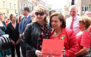 Ireland: Death and Rising  of Emma Mhic Mhathúna