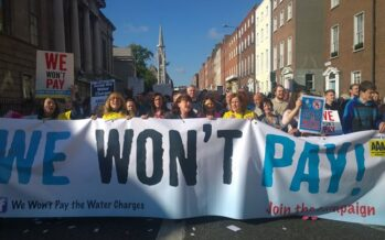 Socialist Irish TD and five activists found not guilty in water-charges protest trial