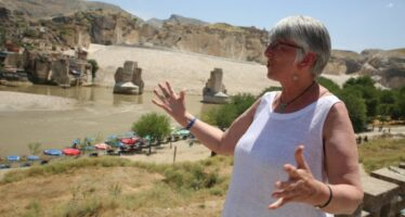 EUROPEAN MP JULIE WARD: SAVE HASANKEYF
