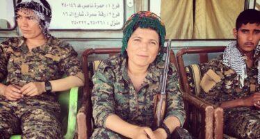 Commander Klara Raqqa: how we fight to free Raqqa