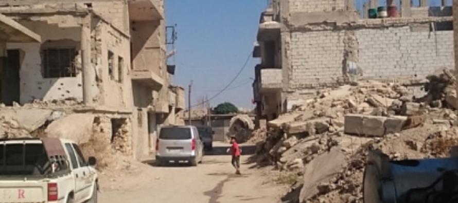 The Struggle for Kobanê – A Future for Kurds?