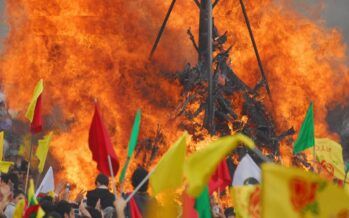 KURDISH NEWROZ  CELEBRATED: RESIST!