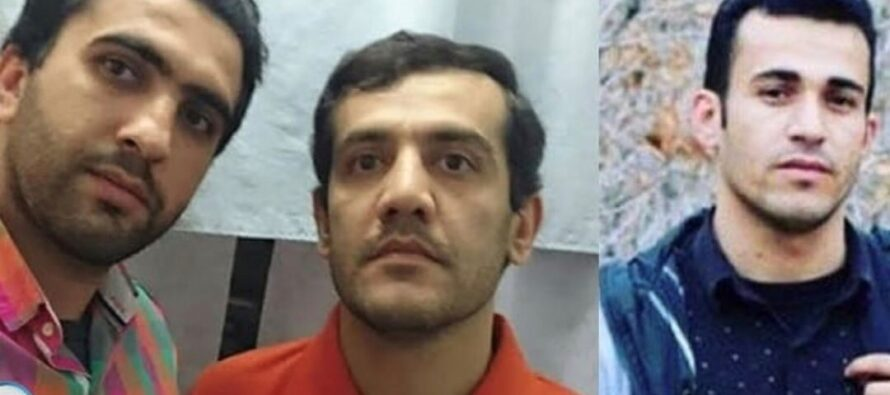 A Letter by the Cellmates of Executed Kurds