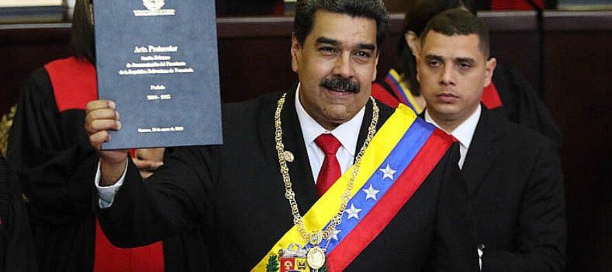 Regime Change Via Sanctions? U.S. Uses International Finance System to Strangle Venezuelan Economy