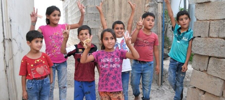 Meral Çiçek on the bombing of Maxmur Refugee Camp