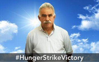Cesa la huelga de hambre tras el mensaje de Abdullah Öcalan