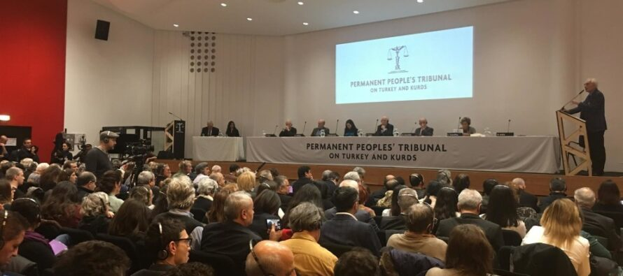 Permanent People's Tribunal: Defend Kurds and rights of people