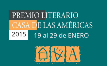 Abre la 57 edicion del Premio Casa de Las Americas