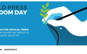 May 3. World Press Freedom Day hosted in Jakarta