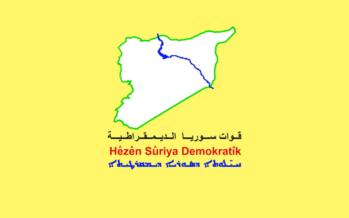 Rojava in danger!