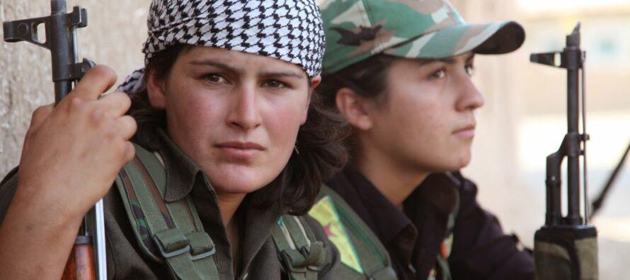 ROJAVA!…Political upheaval…military conflict…social revolution…