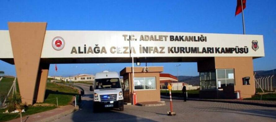 Tuberculosis epidemic in Şakran Prison