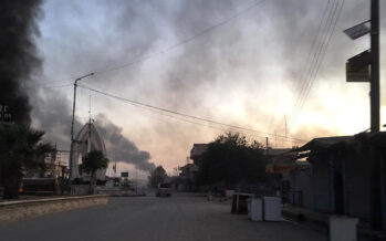 TURKEY ATTACKS AGAINST NORTHERN SYRIA – LATEST
