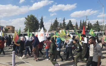People of Serêkaniyê: We will defend our land