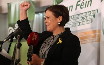 Sinn Fein to present Presidential candidate at November election