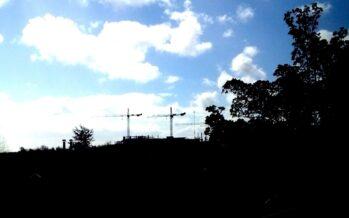 The Steel Cranes