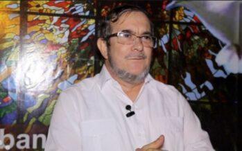 El discurso de Timochenko en Cartagena
