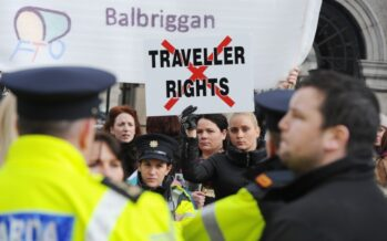 Europe condemns treatment of Traveller community