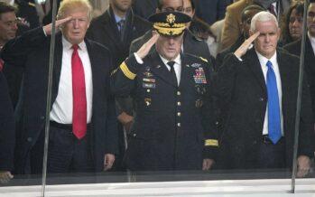 El pulso de fuerza entre los EE.UU e Irán incorpora nuevos aspectos militares