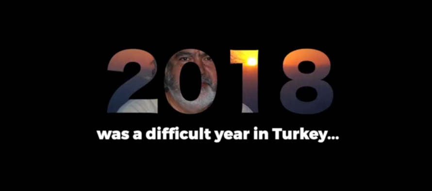 """""""A Difficult Year in Turkey""""? You're tellin' me…"""