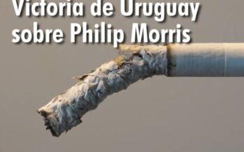 CIADI: decisión a favor de Uruguay en demanda interpuesta por la Philip Morris