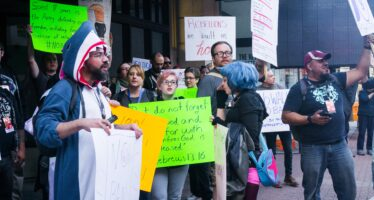 UNITED STATES:Anger boils over at denial of healthcare