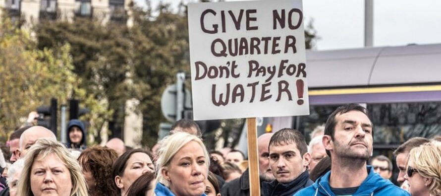 "WORLD WATER DAY – ""KEEP WATER PUBLIC"""