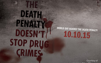 The Death Penalty For Drug-Related Offences